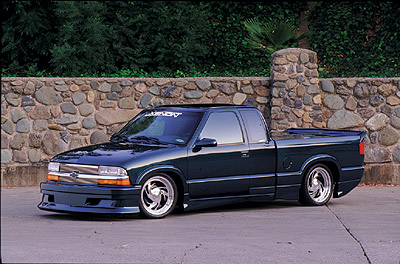 Chevrolet S10 Parts And Accessories