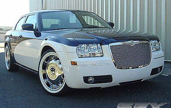 custom parts chrysler 300 custom parts. Black Bedroom Furniture Sets. Home Design Ideas